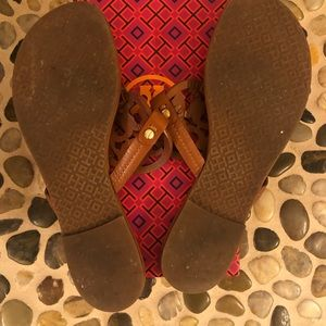 Tory Burch Shoes - Tory Burch Miller sandals; size 9